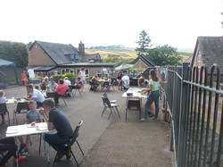 Fun afternoon at Tebay and Orton