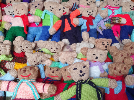 Teddies for Tragedies