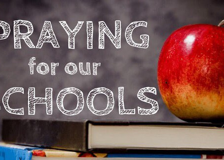 Praying for our schools