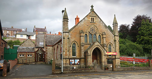 The Sands, Appleby-in-Westmorland Methodist Church