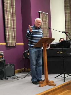 Moving Mountains 14 N on Lune Praise Evening