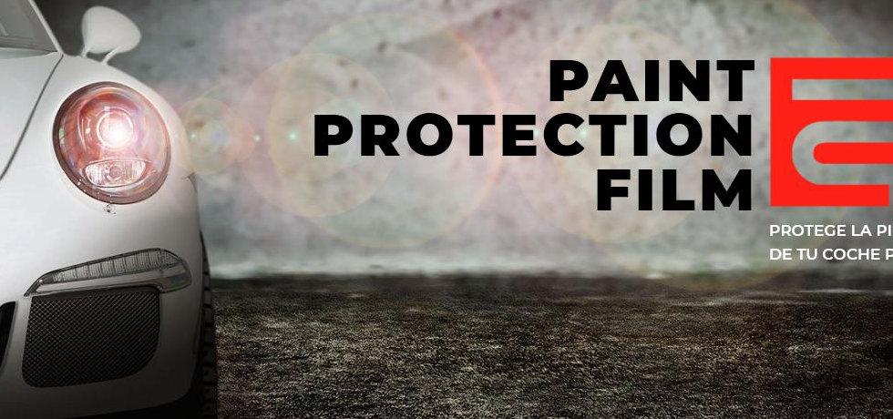 Paint protection film Zaragoza y nacional