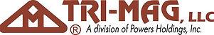 TRI-MAG, LLC Logo - BROWN.JPG