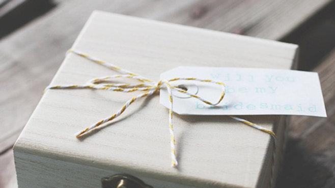 Custom Gift Box-by oh tiff!