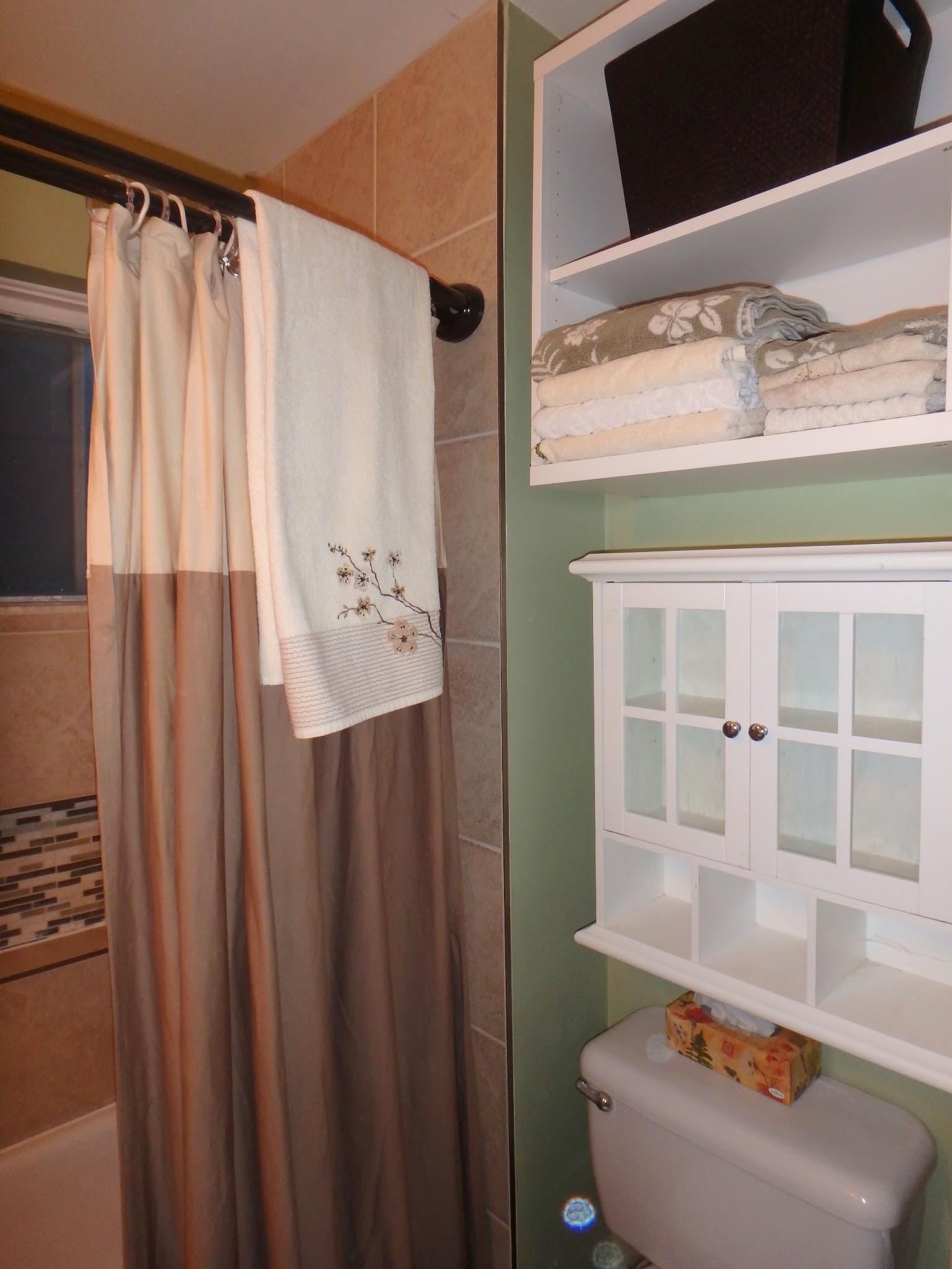 Rangement de salle de bain
