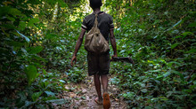 Česká zbrojovka je v Mosambiku jedničkou. Pytláci nosorožců ji zbožňují. (Česká zbrojovka is number