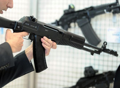 Paris terror attack: Why getting hold of a Kalashnikov is so easy