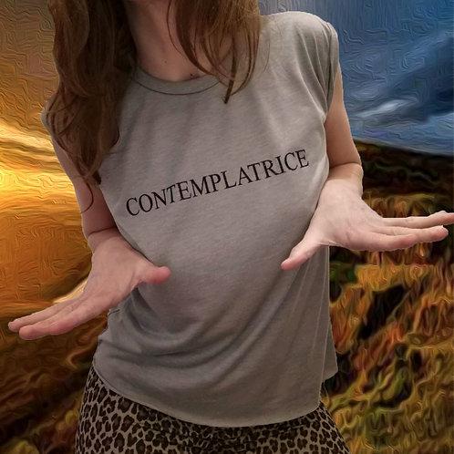 """contemplatrice"""