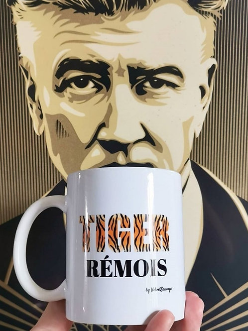 "MUG""TIGER Rémois"""