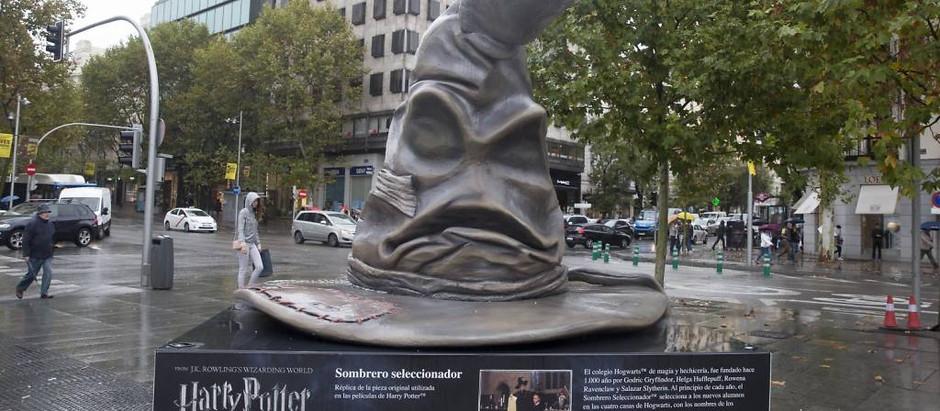 Los escenarios de Harry Potter en las calle de Madrid