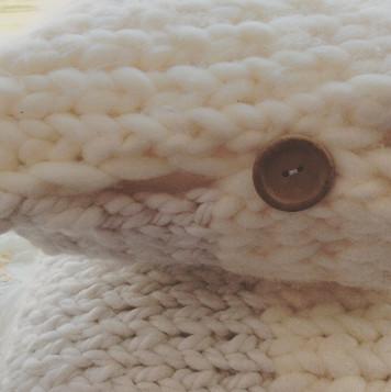 Button Pillow