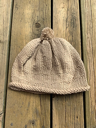 Small Adult Pompom Hat