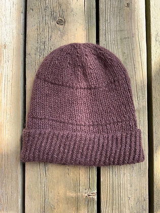 Adult Ribbed Hat