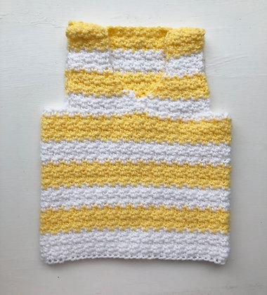 Basic Stripe Baby Vest