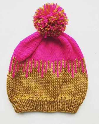 Neon Drip Hat