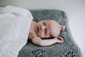 Baby Blanket (white)
