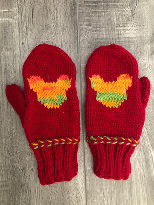Youth Mouse Mittens