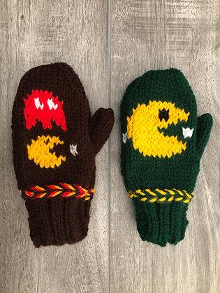Child PacMan Mittens