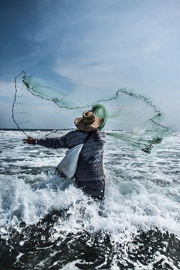 Fisherman, Cachimbo