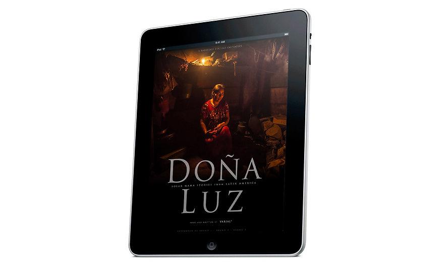 Digital E-BOOK DOÑA LUZ