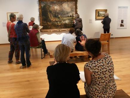 Constable, Faithful Landscape
