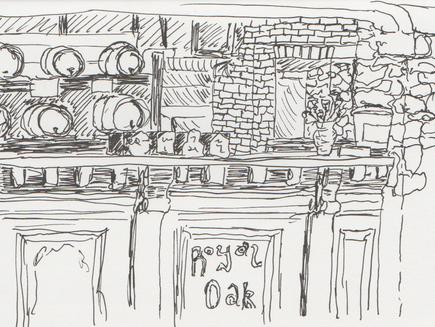 Sketch Crawl Royal Oak