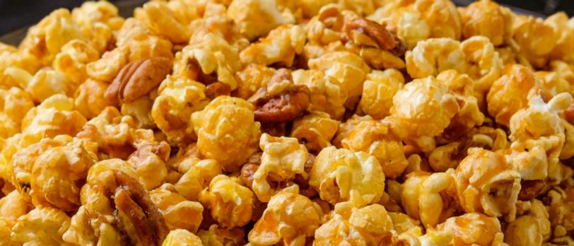 Cheesy Pecan CaramelCrunch