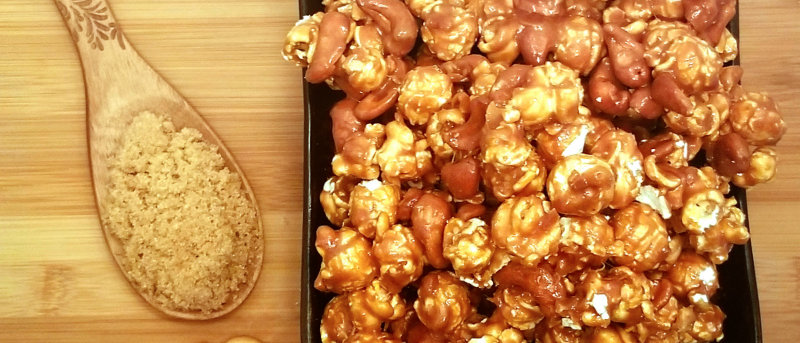 Cashew CaramelCrunch