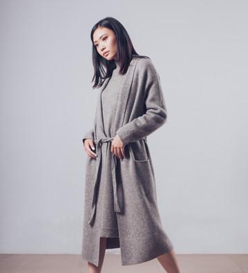 100% Yak Wool Coat