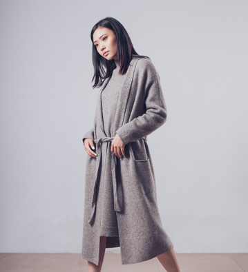100% Yak Wool Coat