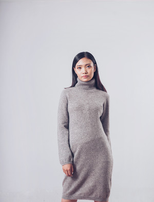 Yak Wool Dress