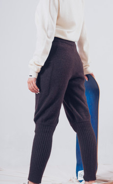 Yak wool Pants