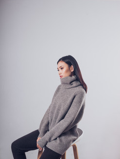 100% Yak Wool Sweater