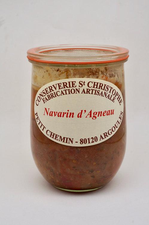 Lamb Stew - Navarin d'Agneau - 900g