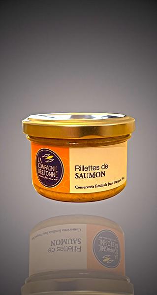 Salmon Rillettes - Rillettes de Saumon, 121ml