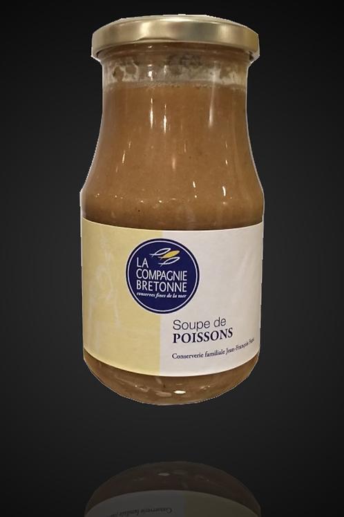 Fish Soupe Jar - Soupe de Poisson - 404g