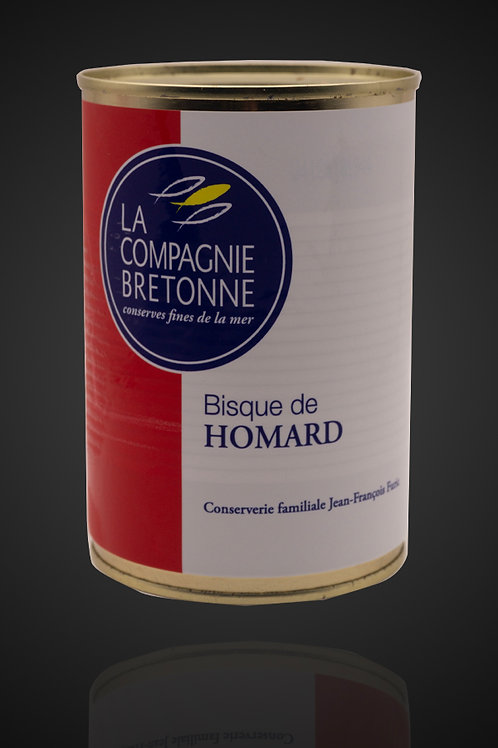 Lobster Bisque Can - Bisque de Homard - 404g