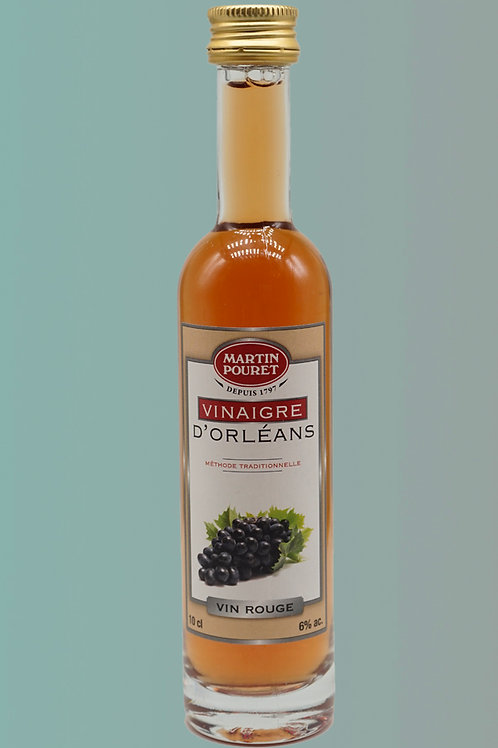 Red Wine Vinegar - Vinaigre de Vin Rouge, 25cl