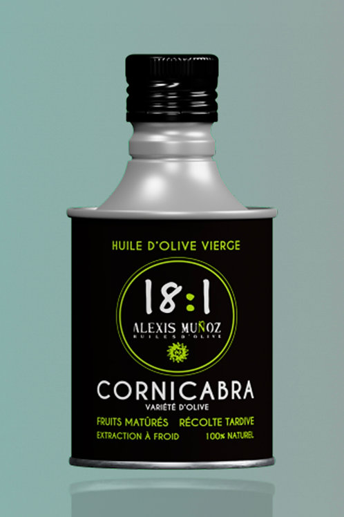Over-Ripe Fruits Virgin Olive Oil - Huile d'Olive Vierge Fruits Maturés