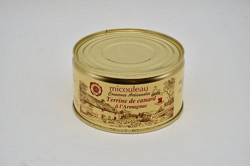 Duck Terrine with Armagnac - Terrine de Canard à l'Armagnac - 200g