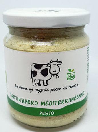 Pesto Apero' Spread - Tartin' Apero Méditerranéenne Pesto, Organic -