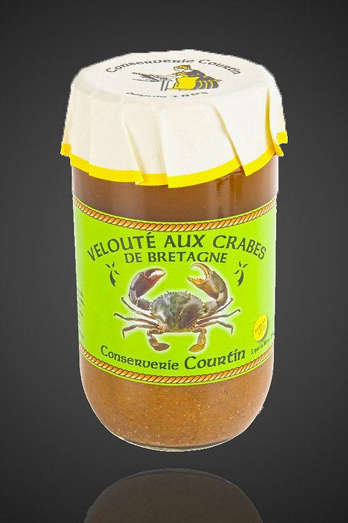Crab Cream Soup Jar - Velouté de Crabes - 750g
