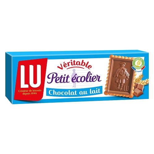 Lu Petit Ecolier Milk Chocolate - Biscuits Petit Ecolier Chocolat au Lait - 150G