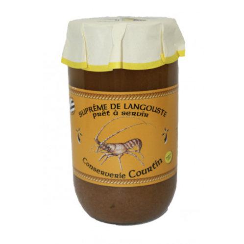 Crayfish Soup Jar - Suprême de Langouste - 750g