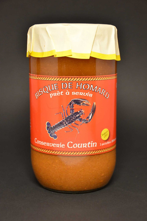 Lobster Bisque Jar - Bisque de Homard - 750g