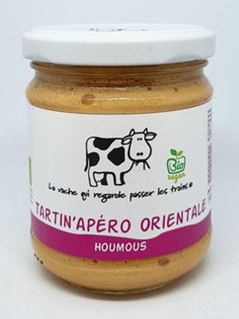 Hummus Apero' Spread - Tartin' Apero Orientale Houmous, Organic -