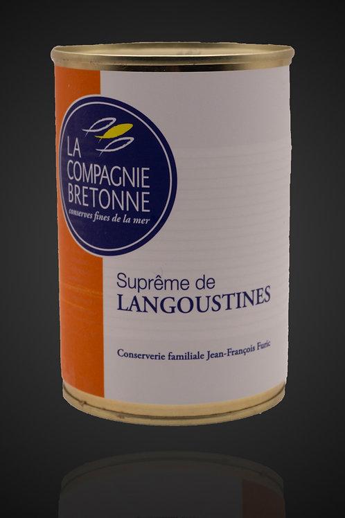 Langoustine Supreme Can - Suprême de Langoustine - 404g