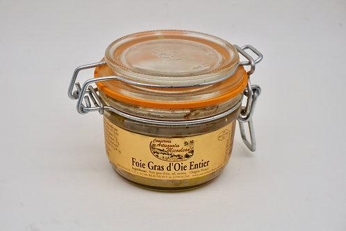 Whole Goose Foie Gras Jar - Foie Gras d'Oie Entier