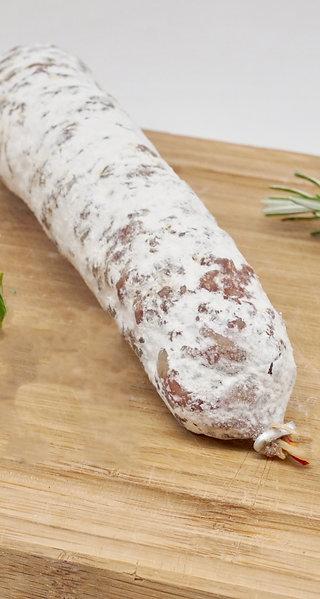 Dry Saucisson Pork & Beaufort Cheese - Saucisson Sec Pur Porc et Beaufort