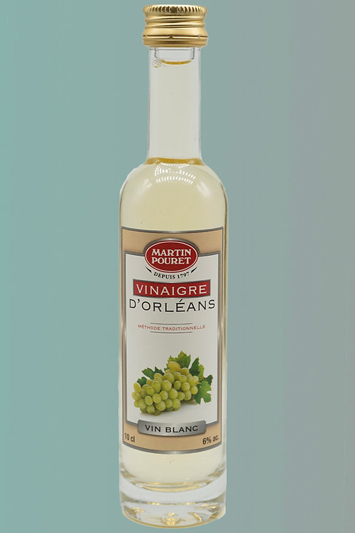 White Wine Vinegar - Vinaigre de Vin Blanc, 25cl